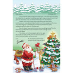 Christmas Cards - Personalized Letter from Santa