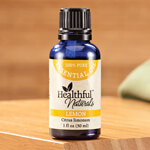 Essential Oils - Healthful™ Naturals Lemon Essential Oil, 30 ml