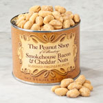 Stocking Stuffers - Bacon & Cheddar Peanuts