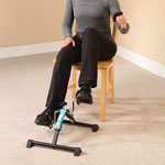 Exercise & Fitness - Folding Digital Pedal Exerciser