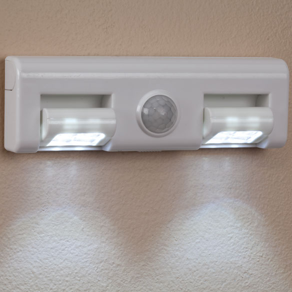 8 LED Motion Sensor Light