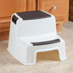New - Two Tier Stepping Stool