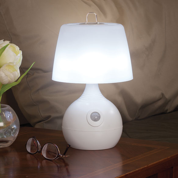 12 LED Motion Sensor Table Lamp