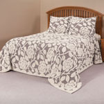 East Wing Comforts - Grace Chenille Bedspread by East Wing Comforts™