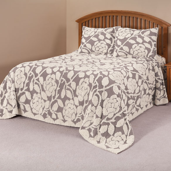 Grace Chenille Bedspread by East Wing Comforts™ - View 1