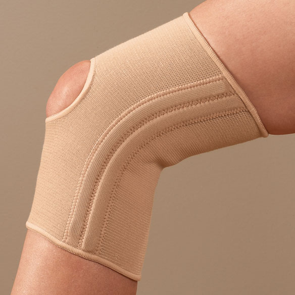 Antibacterial Deluxe Nylon Knee Support