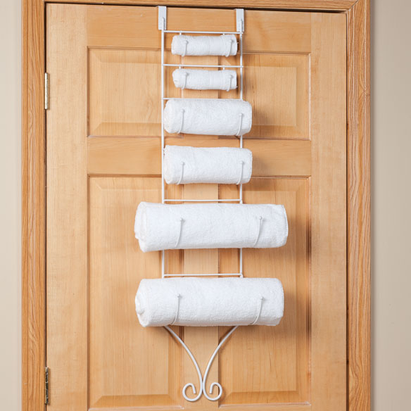 Over the Door Towel Holder by OakRidge Accents™