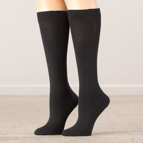 Healthy Steps™ Compression Socks 15-20 mmHg - View 1