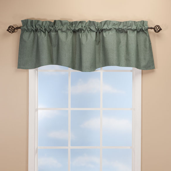 Pole Top Energy Saving Valance - View 1