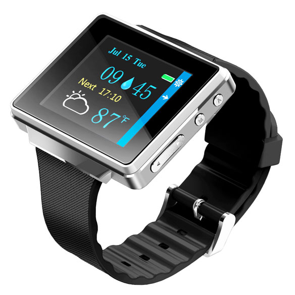 Smart Alert Watch - View 1