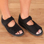 Gifts for Her - Adjustable Memory Foam Slippers