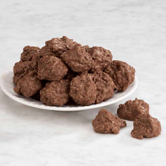 Asher's® Milk Chocolate Potato Chip Clusters
