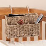 Bedroom Basics - Over the Bed Storage Basket