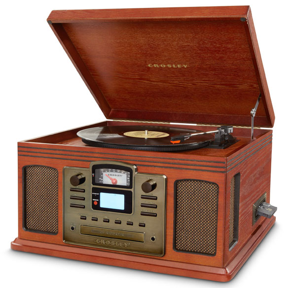 Crosley Director CD Recorder