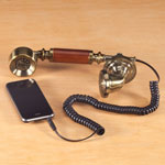Health, Beauty & Apparel - Vintage Style Phone Handset
