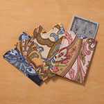 Handbags & Wallets - Paisley RFID Sleeves - Set of 4