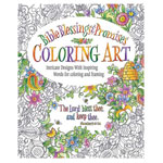 Gifts Under $10 - Blessings & Promises Coloring Book
