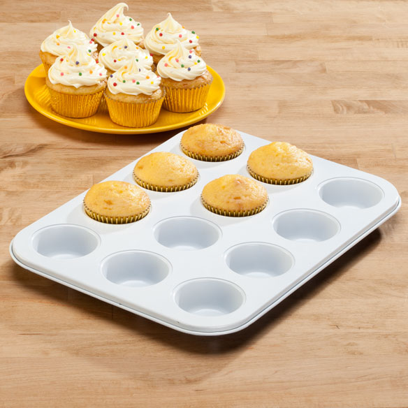 Ceramic Muffin Pan
