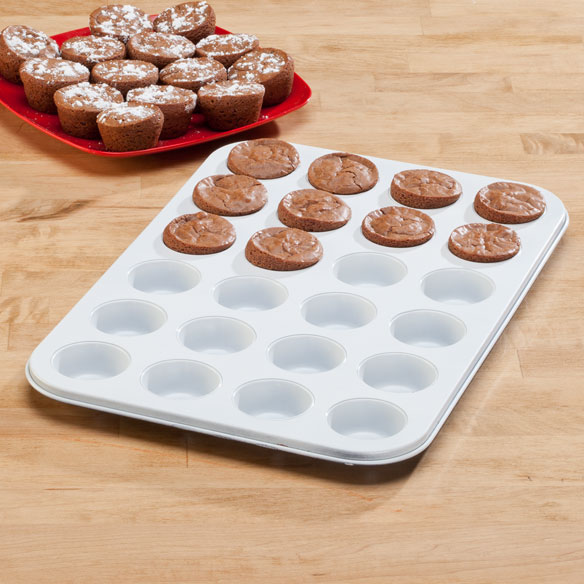 Ceramic Mini Muffin Pan