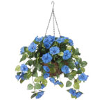 Lawn & Garden - Fully Assembled Petunia Hanging Basket by OakRidge Outdoor™