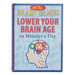 Books & Videos - Brain Games™ Lower Your Brain Age