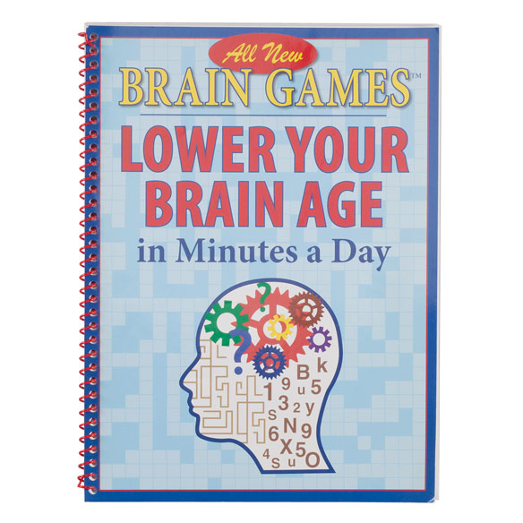 Brain Games™ Lower Your Brain Age
