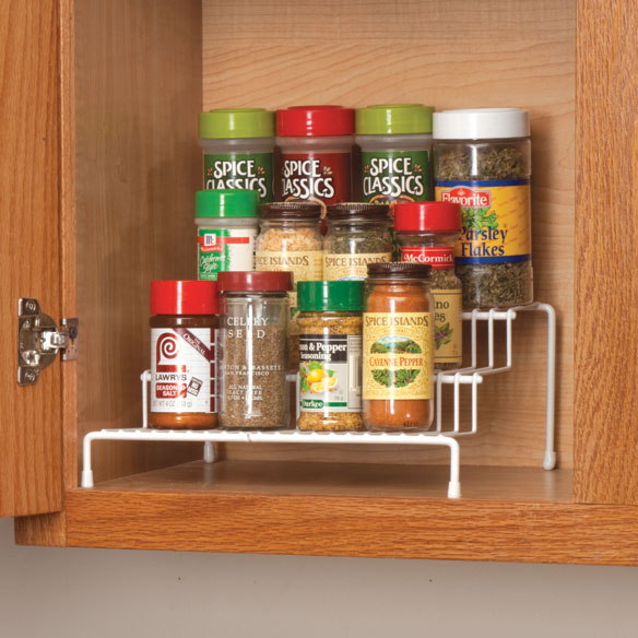 3 Tier Spice Rack, Set of 2 - View 1