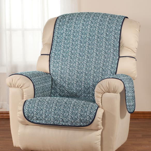 1 Pc Reversible Fashion Chair Cover by OakRidge Comforts™ - View 1