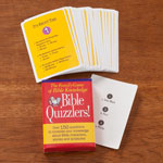 Toys & Games - Bible Quizzlers Card Game