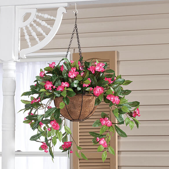 Impatiens Hanging Stem by OakRidge Outdoor™ - View 1