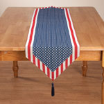 Kitchen - Patriotic Table Runner