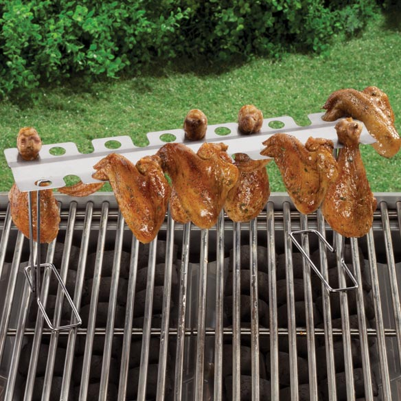 Wing Rack - View 1