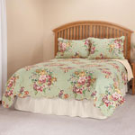 Bedroom Basics - English Garden Quilt