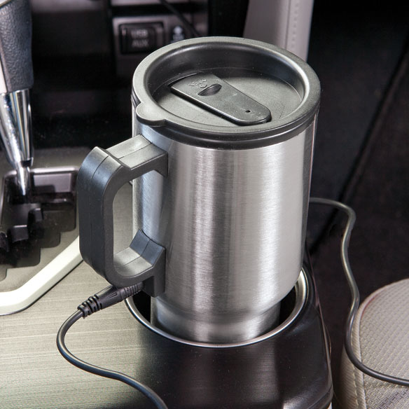 Heated Portable Coffee Mug