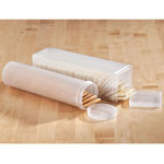 Food Storage - Square and Round Cracker Keepers