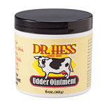 Supplements & Creams - Dr. Hess Udder Ointment, 6 oz.
