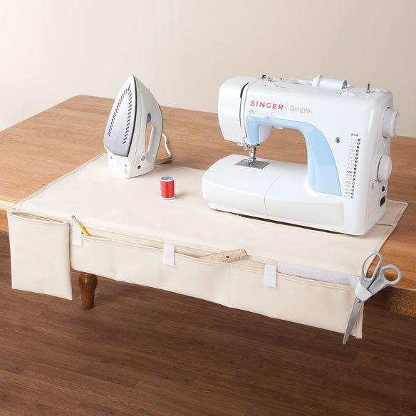 Tabletop Sewing Center