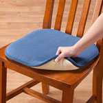 Organization & Decor - Memory Foam Chair Pads, Set of 2
