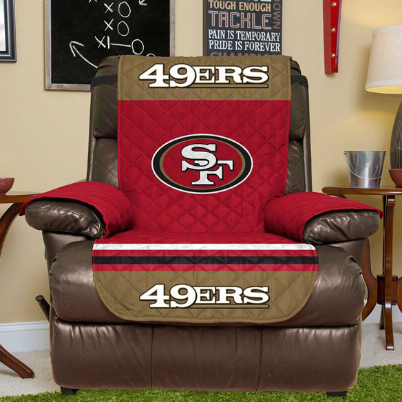 NFL Recliner Furniture Protector