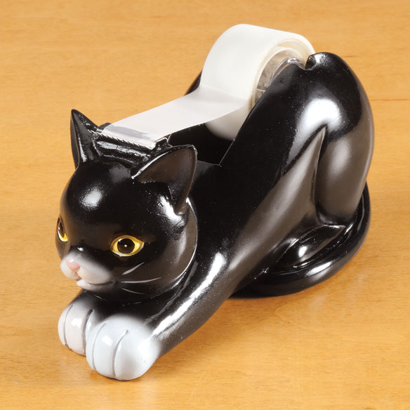 Cat Shaped Tape Dispenser - View 1