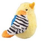 "Pets - Assorted ""Tweets"" Dog Toys"
