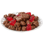 Gifts for All - Albanese® Milk Chocolate Cinnamon Gummi Bears