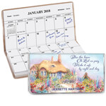 Calendars - Personalized 2 Yr. Planner Bless This House