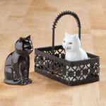 Food Storage - Cat Salt & Pepper Shakers