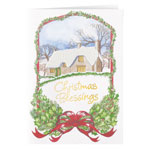 Christmas Cards - Christmas Blessing