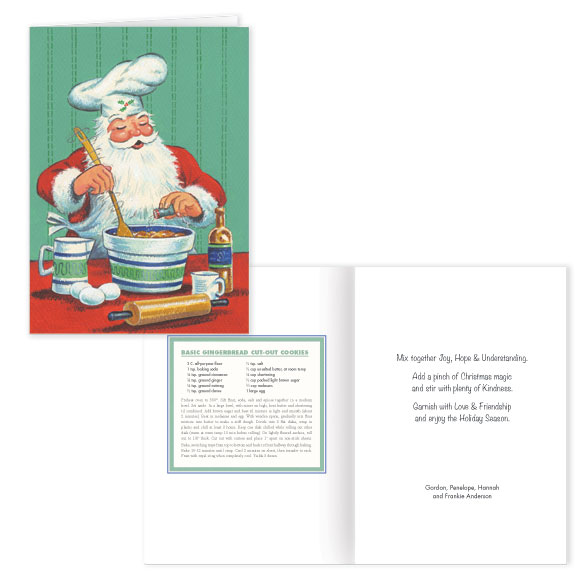 Recipe for a Merry Christmas - View 1