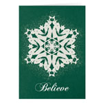 Christmas Cards - Believe