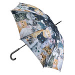 Auto & Travel - Multi Cats Cane Umbrella