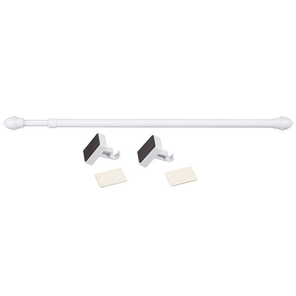 Magnetic Adjustable Curtain Rod