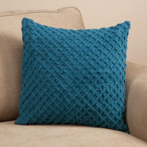 The Nancy Chenille Pillow Cover by East Wing Comforts™